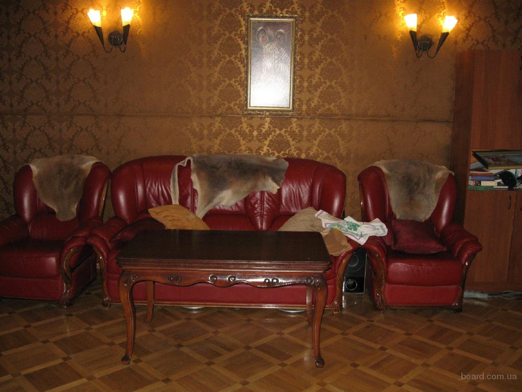 Реставрация антикварной и современной мебели