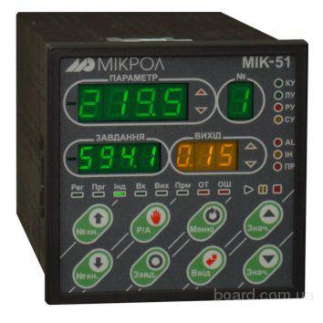 Микропроцессорный терморегулятор МТР-8-15.
