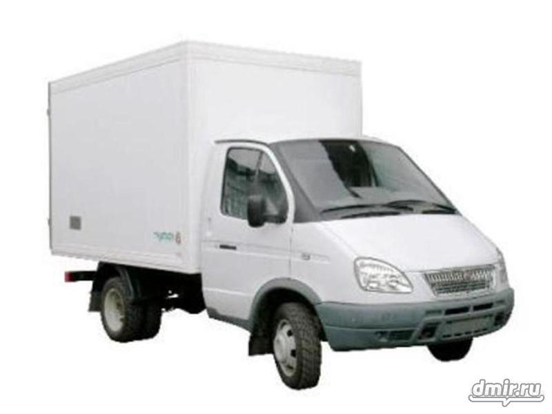 Изотермический фургон на базе автомо…