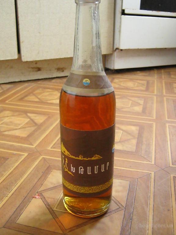 Продам спиртные напитки времен ссср
