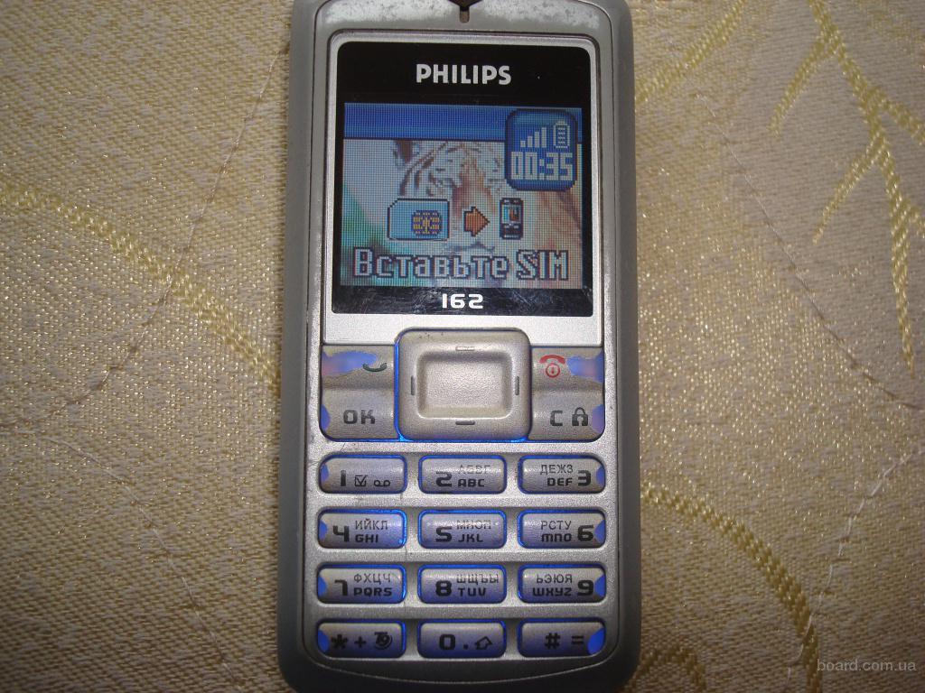 Аккумулятор Philips X623 AB2000AWMC Partner 1800mAh ПР037430