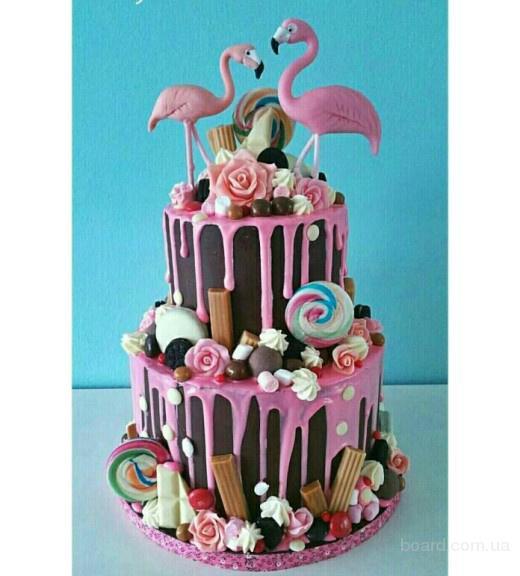 Торты торты на день рождения цена 200