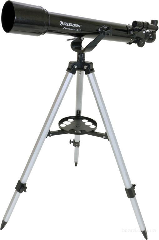 Линзовый телескоп Celestron Power Seeker 70 AZ
