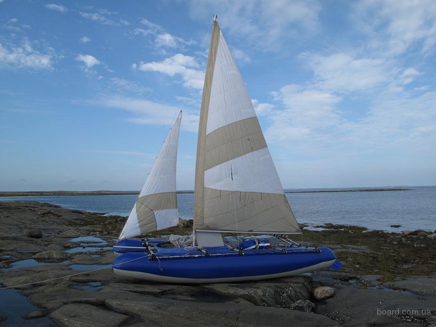 парус купить для лодки 6-7м2
