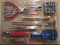 Набор часового инструмента