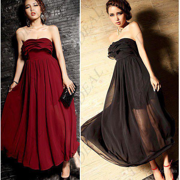 Шифоновое платье цена 380 грн