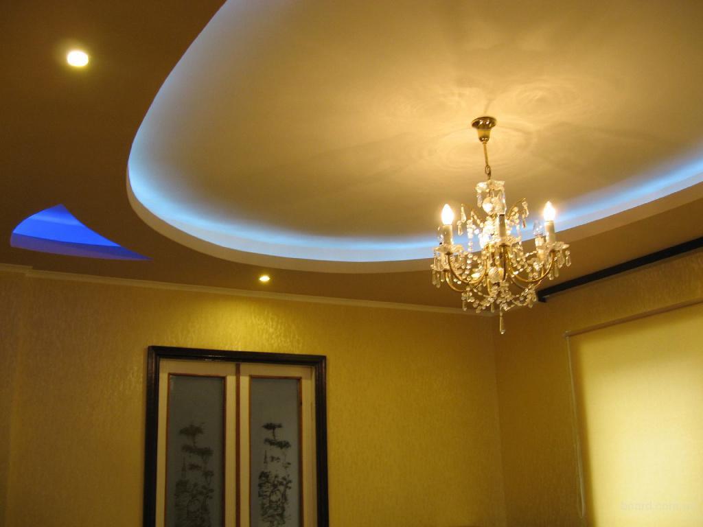 короб с подсветкой потолок чертеж схема - Всемирная схемотехника.
