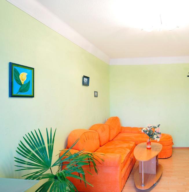 Посуточно  2-комнатная квартира в Киеве,  Левый берег, Центр Седца, МВЦ