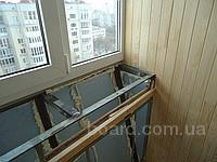 Ремонт балкона в чешском проекте дома - стоимость от ск комф.