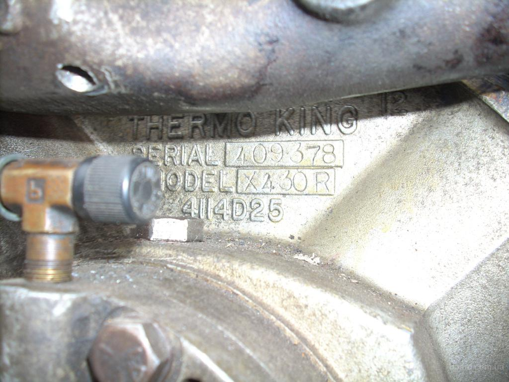 thermo king x430 compressor manual