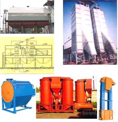 10. Зерноочистное оборудование  на зерноочисные  комплексы ЗАВ
