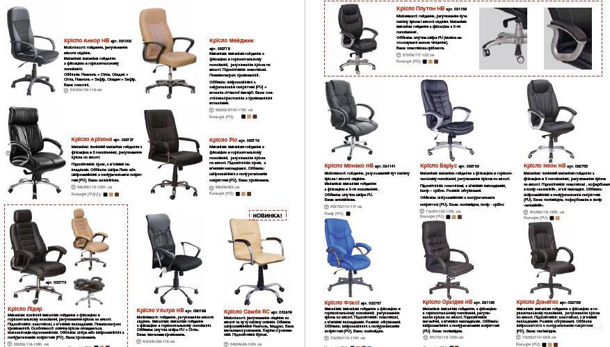 Кожаные кресла,кресла руководителя