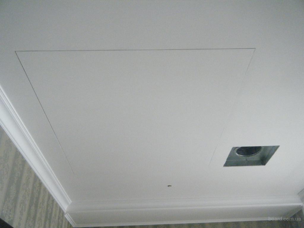 лючки на потолке