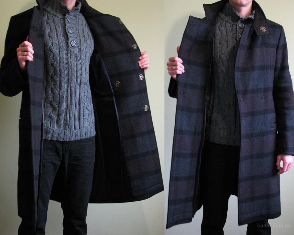 Пальто мужское зимнее (дизайнерское) продам в Киев 45dfd6b1bead9