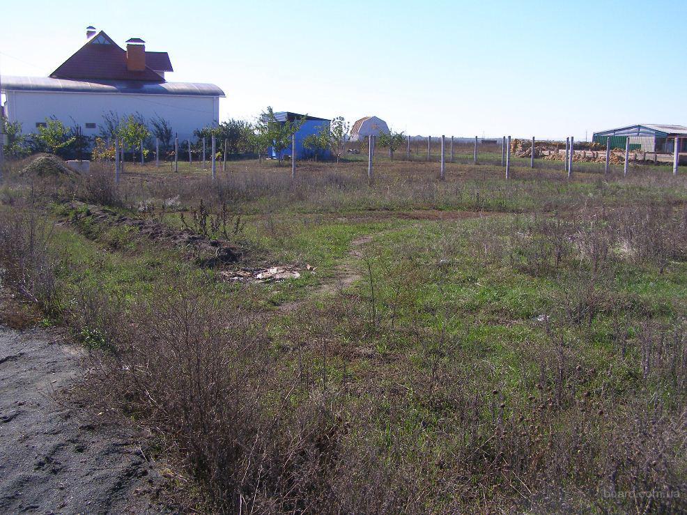 Продам участок в Ильичевске