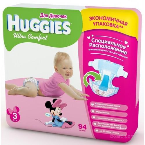 Трусики Huggies Хаггис Little Walkers, Pull-Ups, DryNites с адресной доставкой по Киеву .