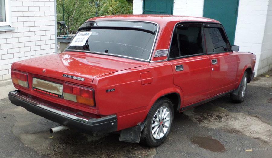 ВАЗ 2107 цена