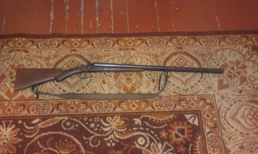 продам Охотничье двуствольное ружье ТОЗ БМ-16 1949 г. продам) .