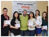 Обучение в школе дизайна в Киеве
