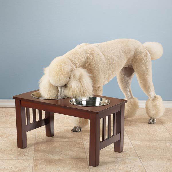 Миска для собак своими руками
