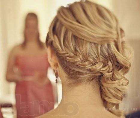 Профессиональный  парикмахер на дому в Днепропетровске