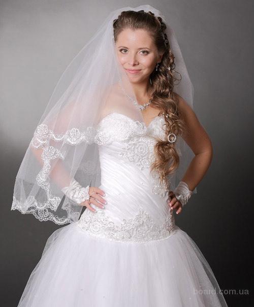 Свадебные прически на дому Днепропетровск