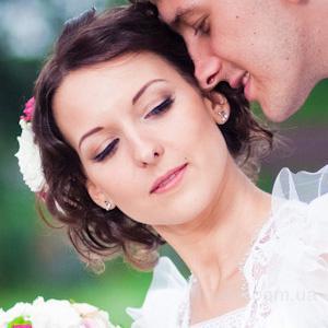 Свадебный макияж на дому в Днепропетровске