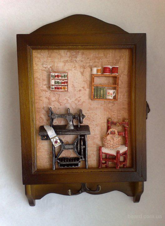 Ключницы деревянные настенные ключницы продам в Киев, Украина. цена 189 грн. (купить, куплю) - Сувенирная продукция на consumer-