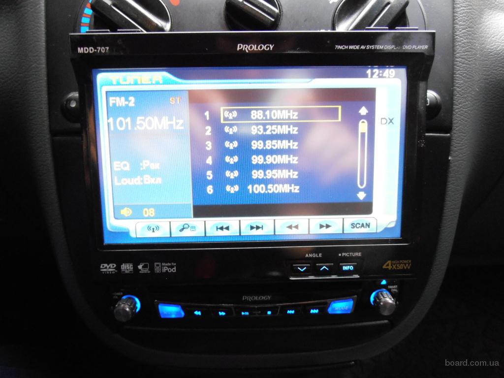 Продам авто магнитолу Prolodgy MDD-707 - Аудиотехника.