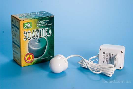 """Ультразвуковое стиральное устройство для стирки и дезинфекции """"Атмос-Золушка"""" 1300 грн."""