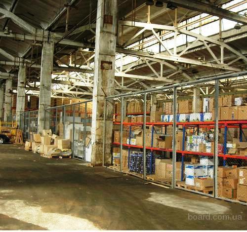 Без комиссии!!! Сдаются складские помещения в р-не Лукьяновки.