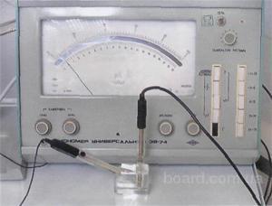 Универсальный иономер ЭВ-74