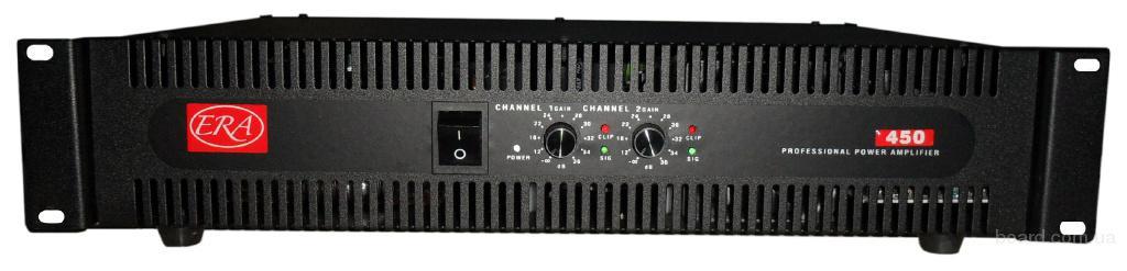 Усилитель мощности звука ERA - 450.