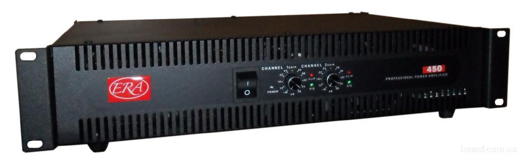 Усилитель мощности звука ERA – 450м.