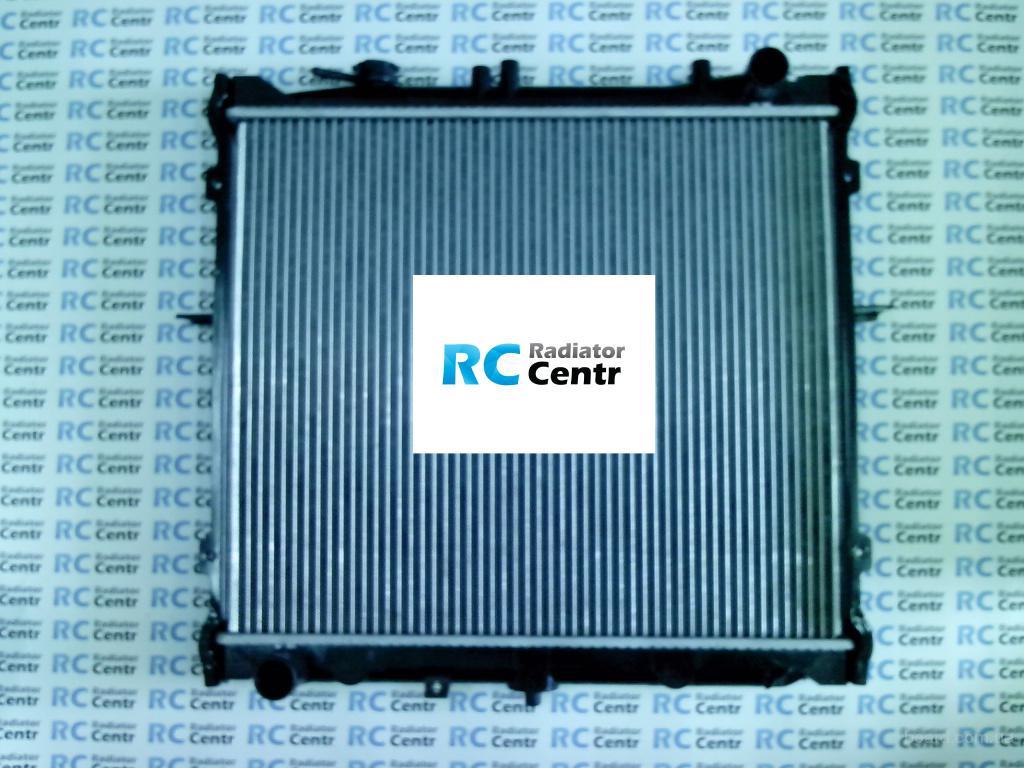 Радиатор двигателя на KIA Spor…