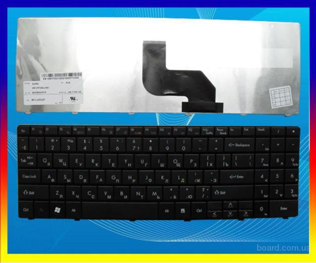Клавиатура Acer Aspire 5334 5532 5534 5541 5732 Новая Оригинал