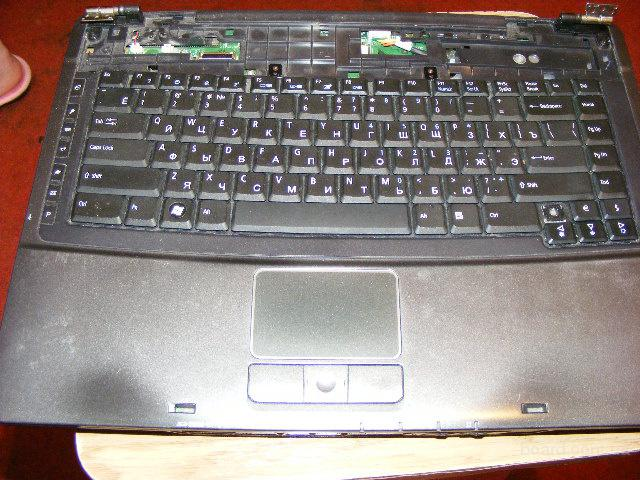 Детали Acer Еmachine Aspire TravelMate Extensa