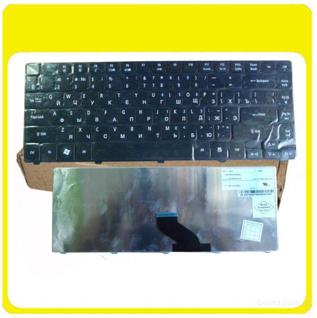 Клавиатура Acer Aspire 4810T 4410 4410T 4810 Новая
