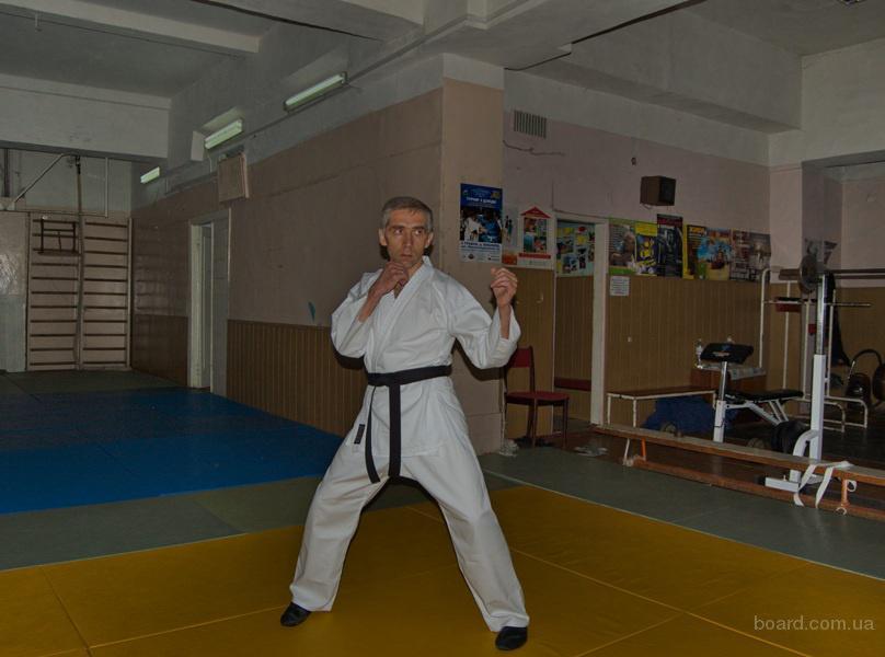 набор в секцию боевых искусств «У-ШУ»
