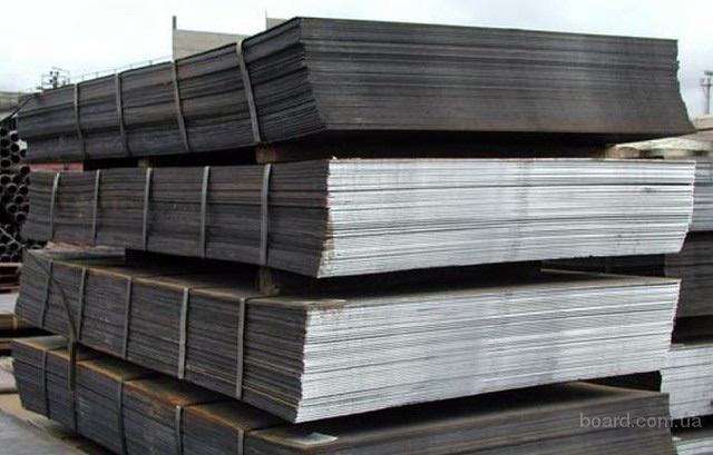 Лист: 2,4,5,6,8,10,12,14,16,18,20 мм сталь 3СП и 09Г2С раскрой 2х6 и 1.5х6 и др.со склада в Днепре.  Опт и розница.