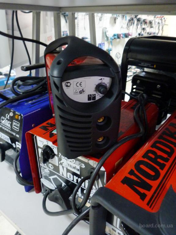 Описание Сварочный инвертор TELWIN Force-195 - это переносной малогабаритный профессиональный аппарат...
