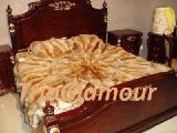 Пошив меховых пледов, покрывал, ковров, подушек в Донецке ! Лучшие цены в регионе!