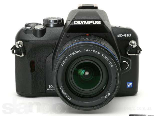 Продам Olympus E-410 Double Zoom Kit+вспышка FL36R+светофильтры