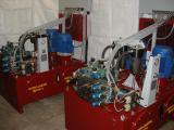 Изготовление гидростанций