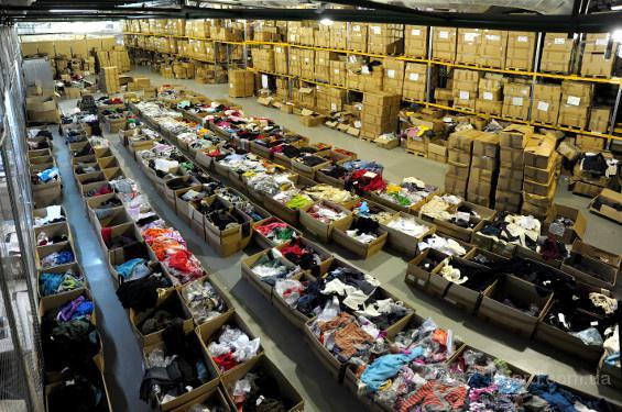 СТОК одежда и обувь оптом