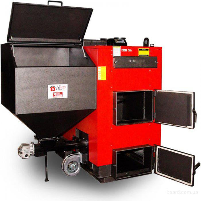 Пеллетные котлы предназначены для отопления частных домов и предприятий.  Котлы работают на твердом топливе - пеллете...