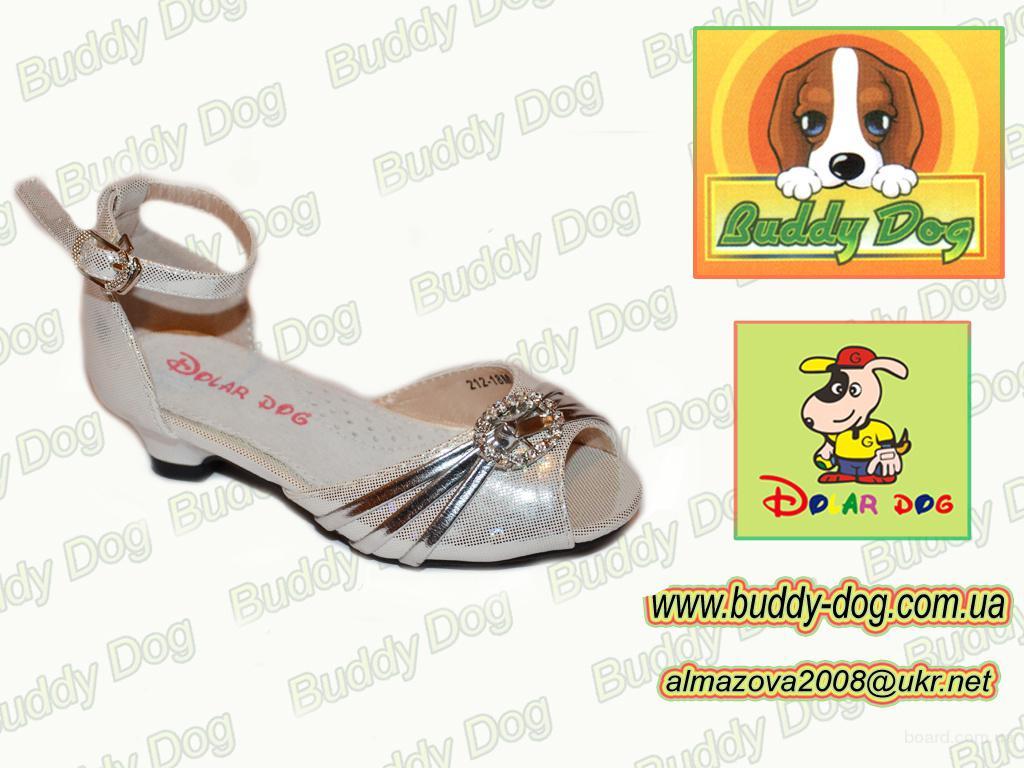 Детская обувь, обувь для девочек,  праздничная коллекция.