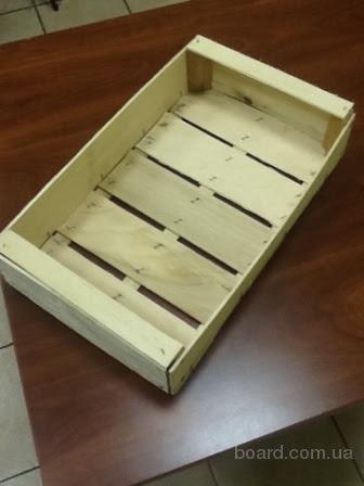 Деревянный ящик.  Выгодно продать или купить, обменять или найти.  Деловой Мир Онлайн - в Херсоне.