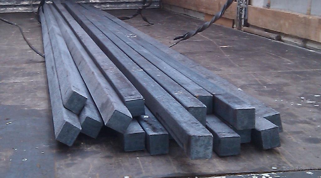Квадрат Сталь 20,35,40Х,40Хн от 10-200 мм Цена дог.