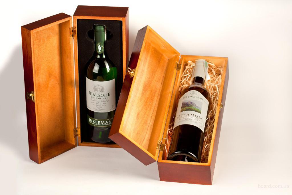 Подарочные коробки для вина своими руками